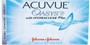 Johnson & Johnson Acuvue Oasys with Hydraclear Plus